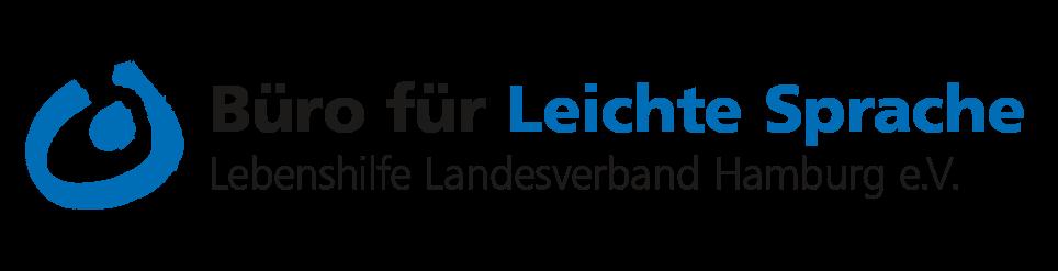 Logo: Büro für Leichte Sprache Hamburg