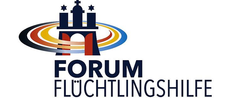 Logo Forum Flüchtlingshilfe